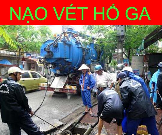 Nạo vét hố ga chuyên nghiệp, giá rẻ TP.Hồ Chí Minh