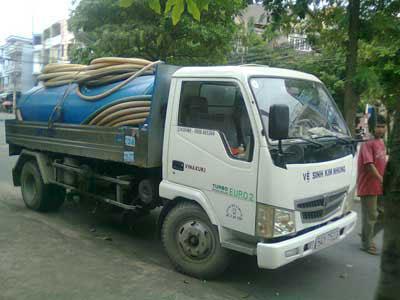 Nạo vét đường ống chuyên nghiệp, giá rẻ Hồ Chí Minh